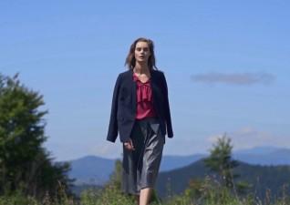 Cиневир став місцем для зйомок осінньо-зимової колекції бренду одягу VOVK